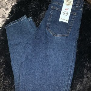 High Rise Jeans!